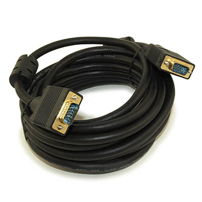 kabel VGA to VGA Gold