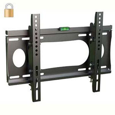 TILT ONLY Wall Mount Bracket 23-37'' TVs to 77 lbs, Black