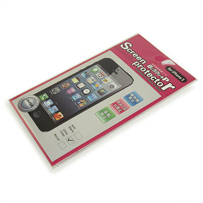iPhone 5 Screen Protector, Each