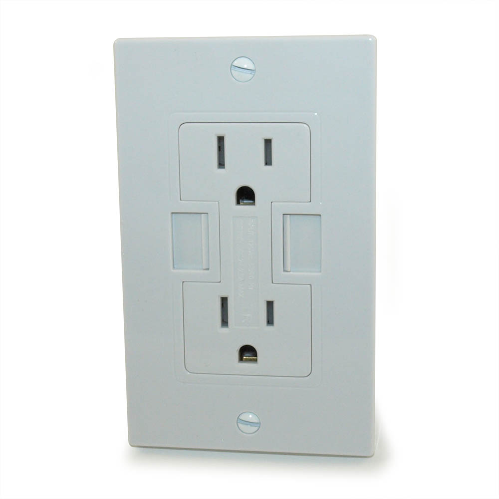 Electrical Wall Plates : My cable mart wall plate usbx ma electrical outlet
