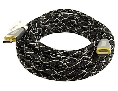 35ft ELITE High Speed 4K@60Hz HDMI Cable 18Gbps 26AWG Gold Plated