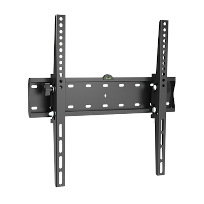 TILT ONLY Wall Mount Bracket 32-55'' TVs to 88 lbs, Black