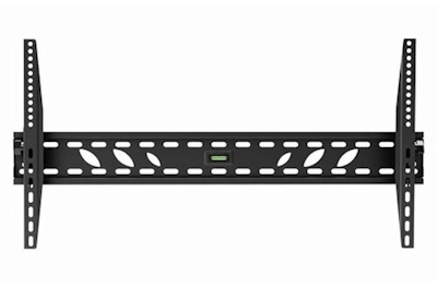 TILT ONLY Wall Mount Bracket 37-80'' TVs to 110 lbs, Black